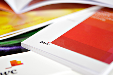 creative design services for pwc