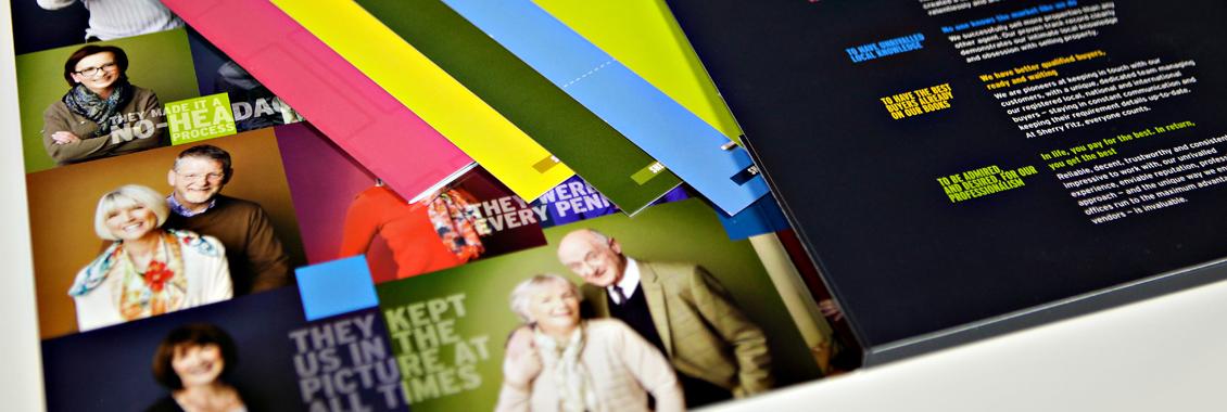 bespoke creative design for sherry fitzgerald