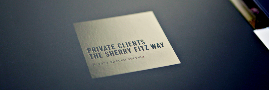 tailored creative design service for sherry fitzgerald