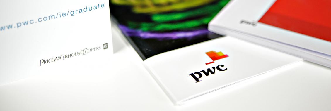 creative design publication for pwc