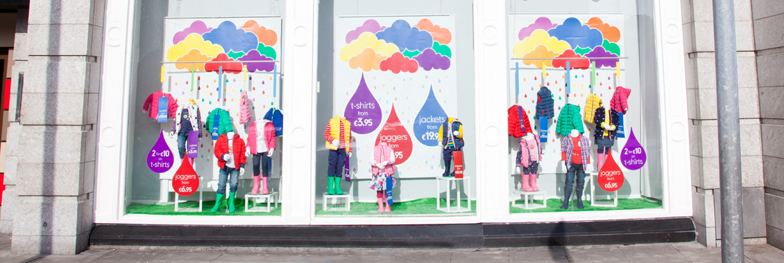 creative campaign for mothercare