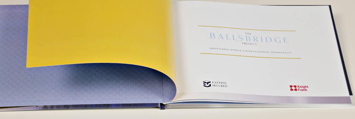 Property Brochure Design Services Dublin